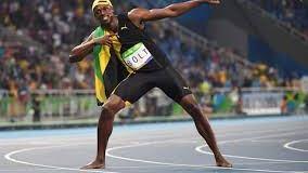 Bolt admitió en México que subió de peso