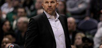 Fuentes: Bucks despiden al entrenador Jason Kidd