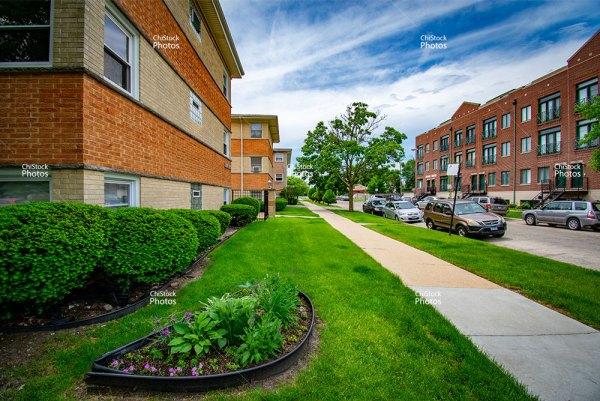 Chicago Montclare 60s Apartment Style Buildings