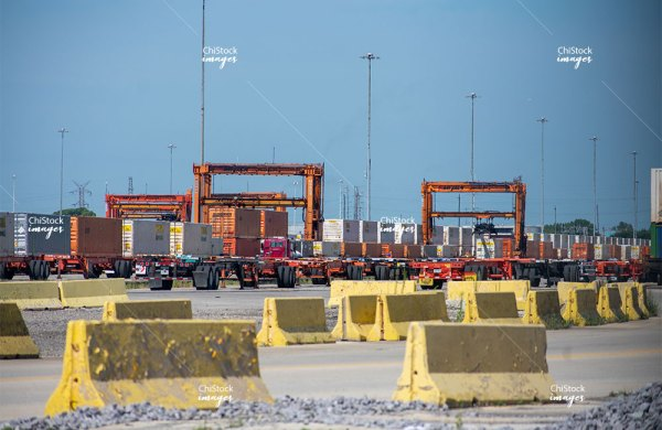 Corwith Intermodal Facility Archer Heights, Chicago