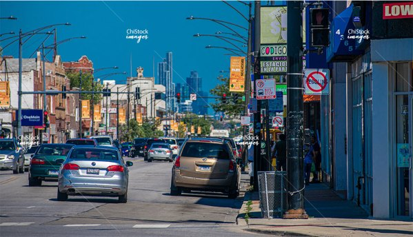 South Archer Ave, Archer Heights, Chicago