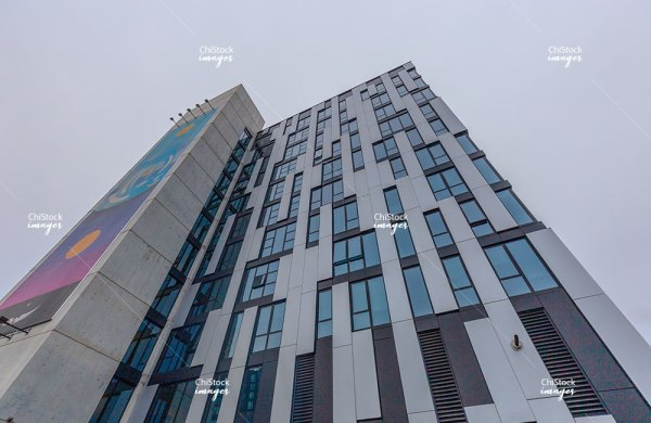 New Architecture in West Town Chicago