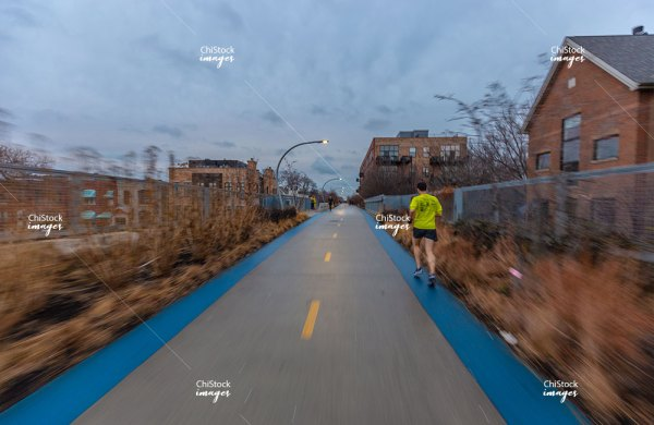 606 The Bloomingdale Trail in West Town Chicago