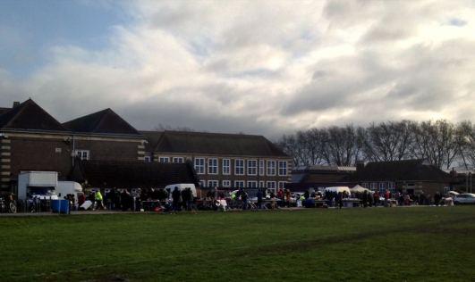 Chiswick School Car Boot3