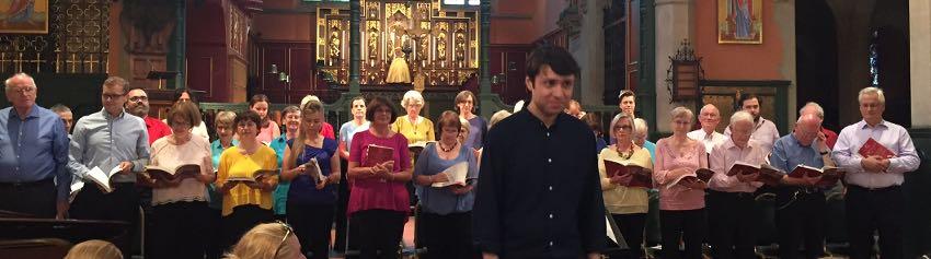 Hogarth Singers 1