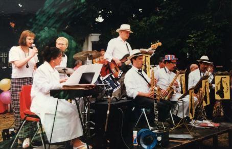50 years of Green Days 1996 Bob Bassetts Allsorts