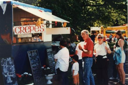 50 years of Green Days 1996 crepes