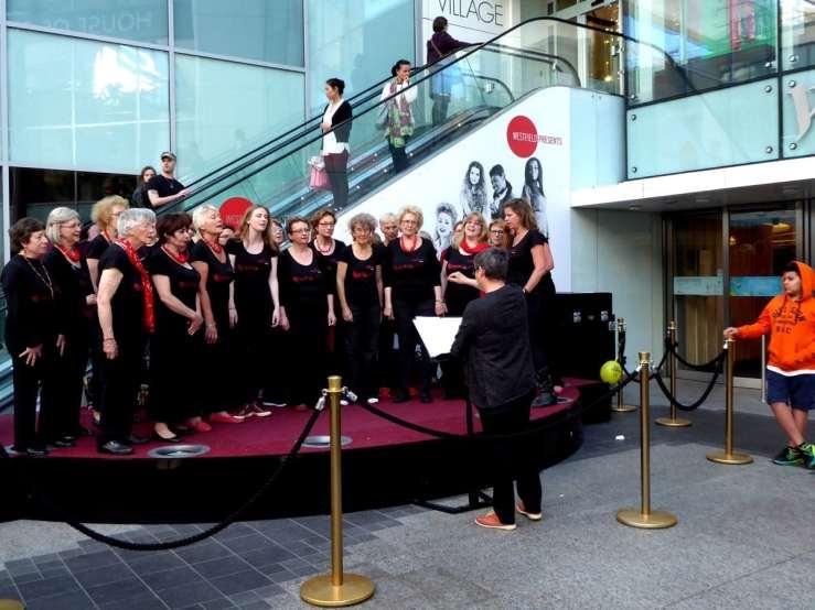 Addison Singers Westfield