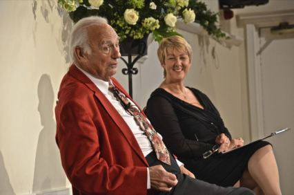 Bedford Park Festival An Evening with Debbie & Roy Hudd 2016 (1)
