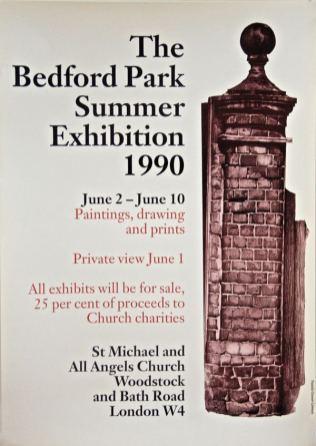 Bedford Park Summer Exhibition 1990