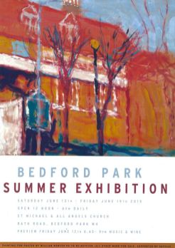 Bedford Park Summer Exhibition 2015