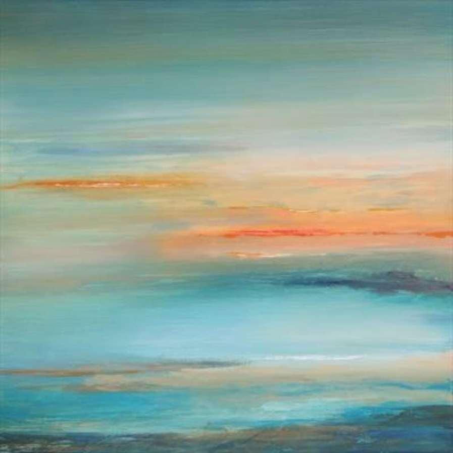 2015 Artists at Home Brian Davison 1, Sunset 102