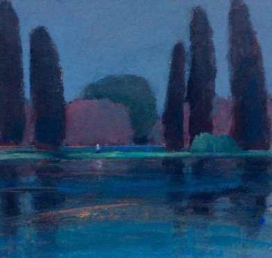 2015 Artists at Home George Christie 1, Osterley Park