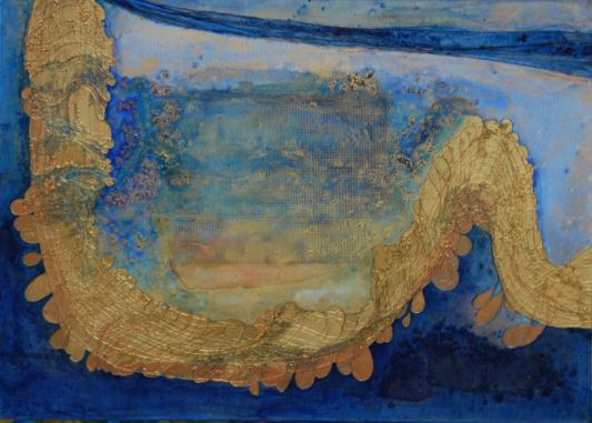 2015 Artists at Home Jenny Price 1, Bend in the River