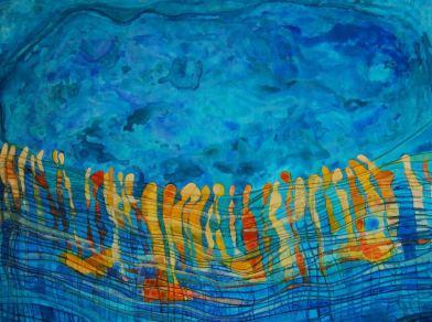2015 Artists at Home Jenny Price 6, Floodplain 2