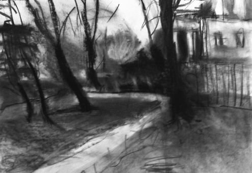 2015 Artists at Home Joanna Brendon 1, Chiswick House