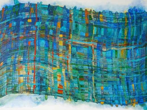 2016 Artists at Home Jenny Price, Faultlines 2