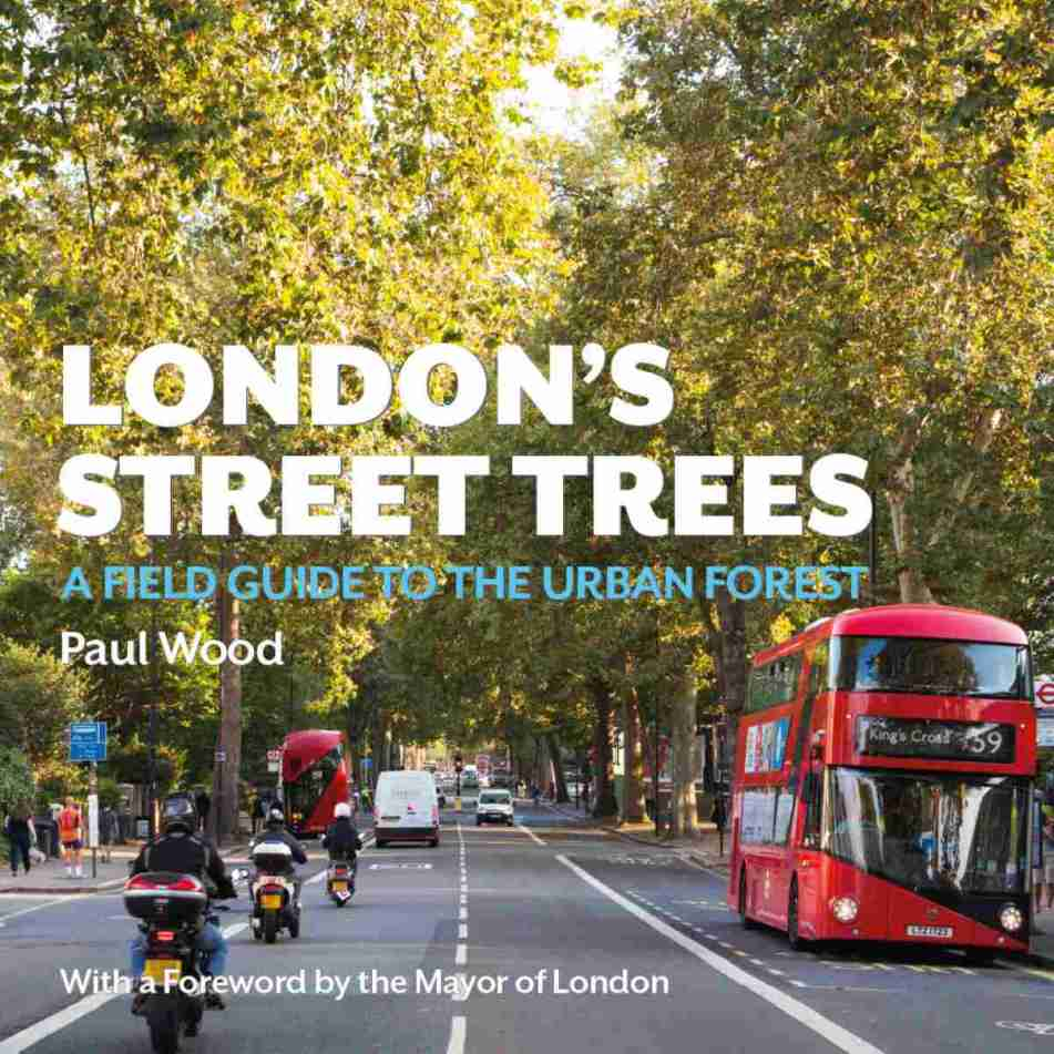Front Cover - London's Street Trees