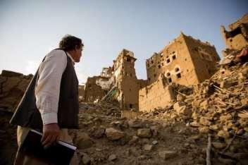 Reporting from Yemen