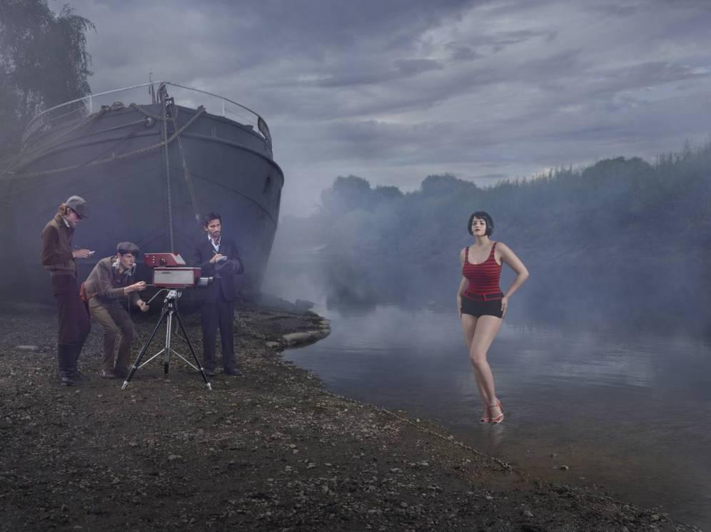 Old Father Thames, Annette Keller - Julia Fullerton-Batten