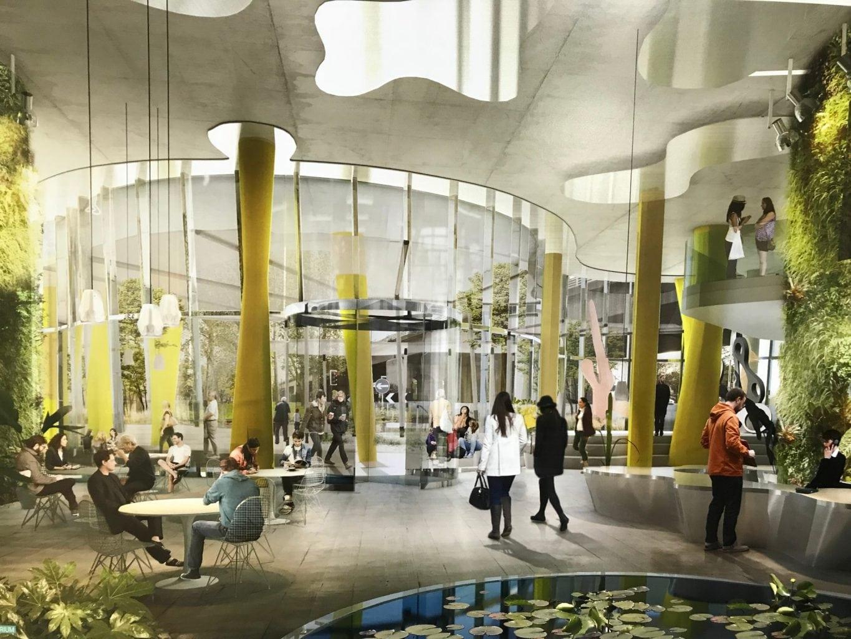 Chiswick-Curve 3 architect's CGI