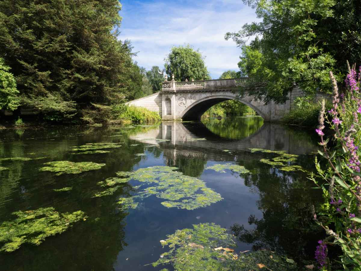 Chiswick House bridge - web