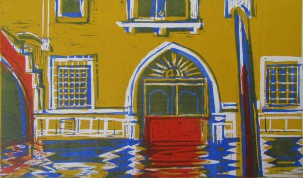 'Venice Campiello Fava' by Isobel Johnstone
