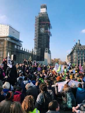 Extinction Rebellion November 2018 - 2 web