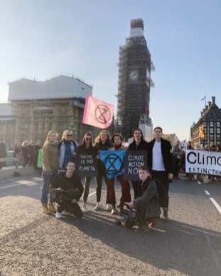 Extinction Rebellion November 2018 - 3 web