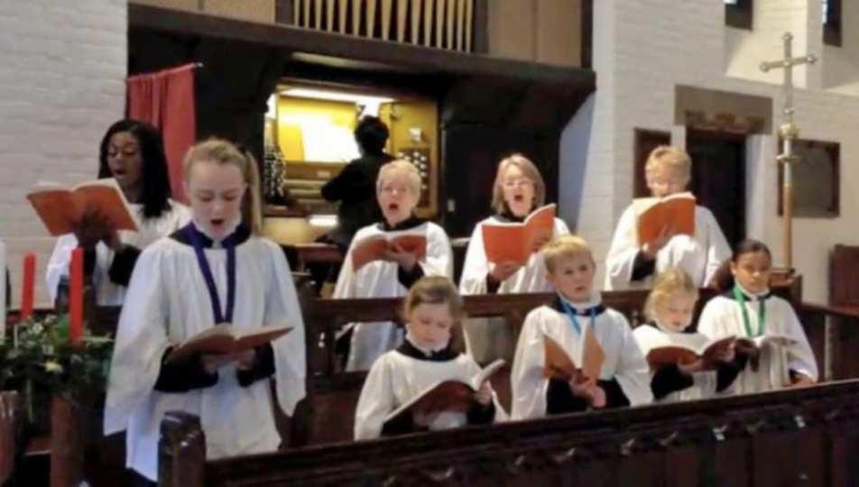 St michaels elmwood road choir