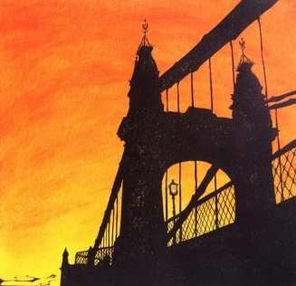 The Bridge by Rachel Busch