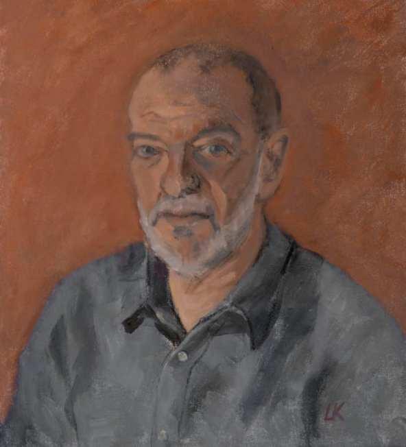 David Kaye by Louise Kaye