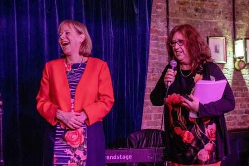 Ruth Cadbury MP & Bridget Osborne (2)