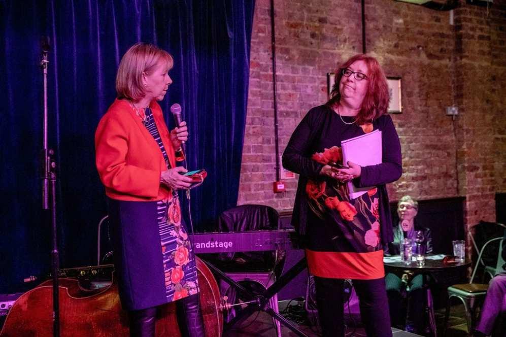 Ruth Cadbury MP & Bridget Osborne (3)