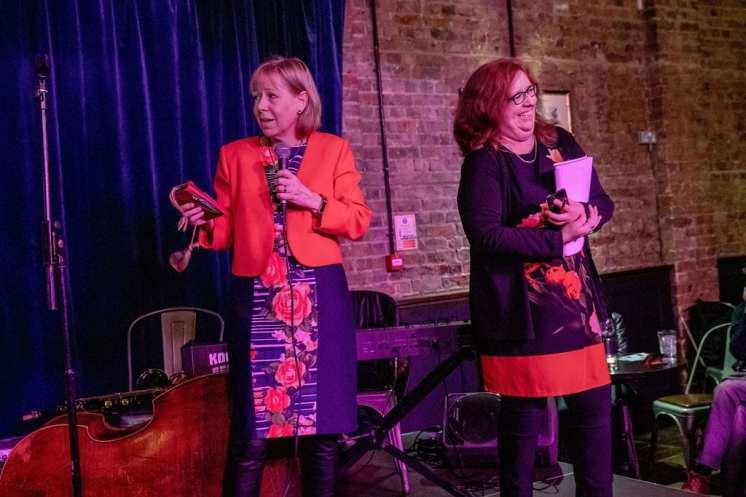 Ruth Cadbury MP & Bridget Osborne (6)
