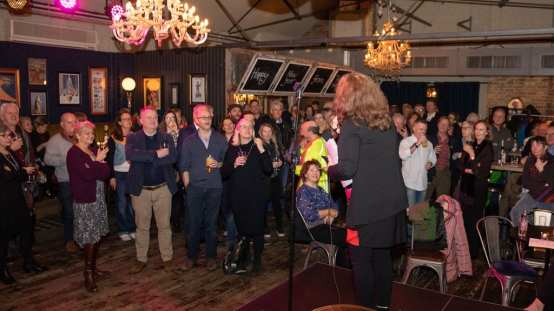 The Chiswick Calendar party 2019 (1)