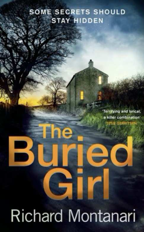 the buried girl cover