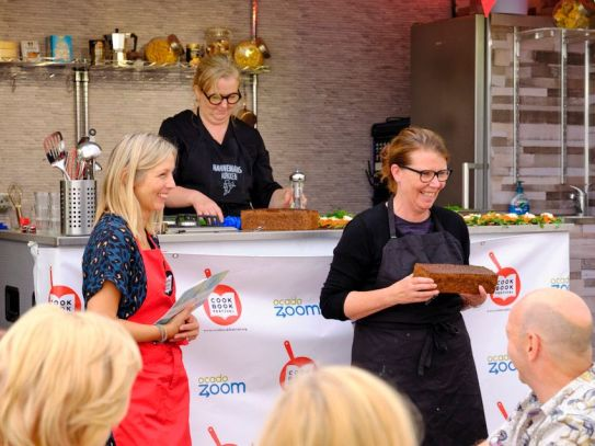 Cookbook Festival 2019 with Trine Hahnemann