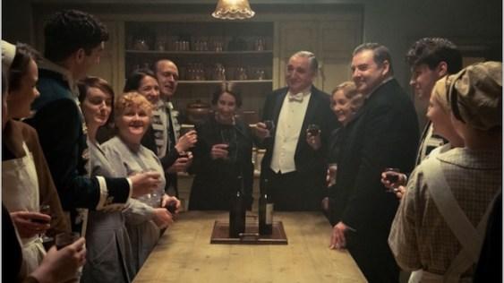Downton Abbey publicity shot 5