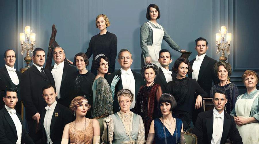 Downton Abbey publicity shot 6