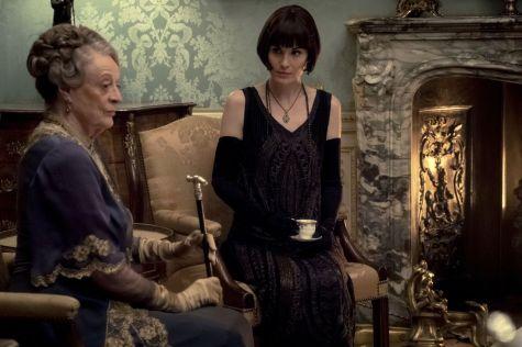 Downton Abbey publicity shot 8