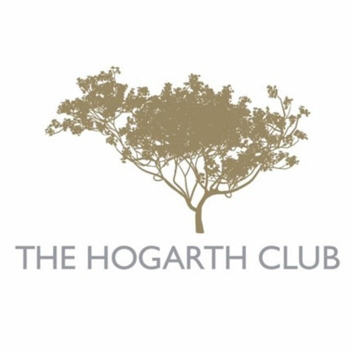 the hogarth club chiswick logo