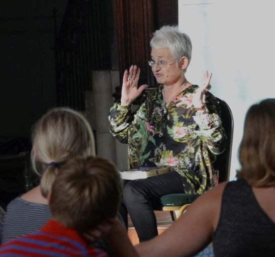 Children's author Jacqueline Wilson (1)
