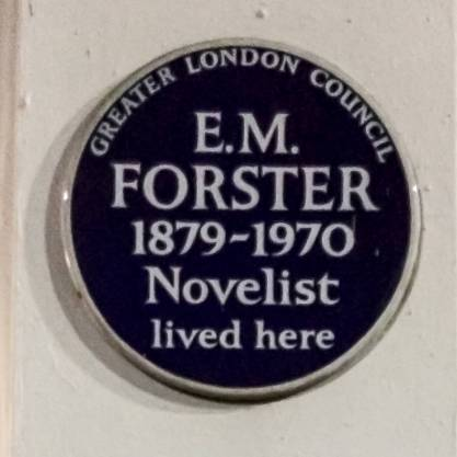 E.M.Forster plaque__web