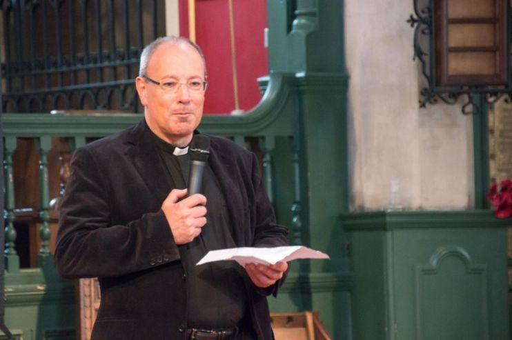 Fr Kevin Morris, St Michael & All Angels Church