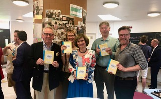 Maggy Pigott book launch
