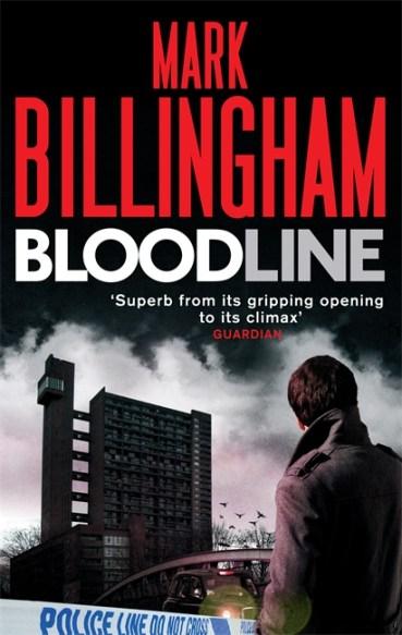 Mark Billingham - Bloodline