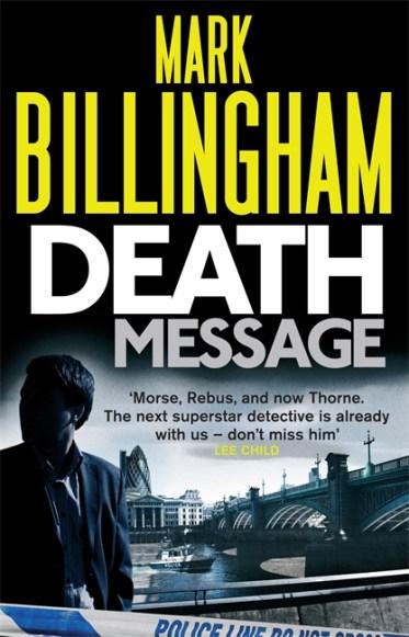 Mark Billingham - Death Message