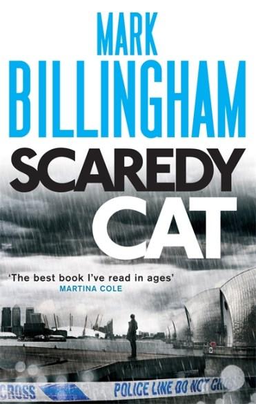 Mark Billingham - Scaredy Cat