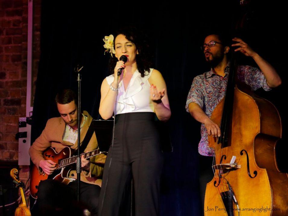 Oriana Curls trio 1 - Jon Perry